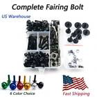 Fairing Bolt Kit Bodywork Aluminum Mounting Fixing For Triumph Daytona 675 06-14 $26.09 USD on eBay