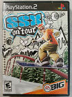 SSX games (Playstation 2) PS2 Tested