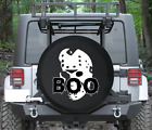 Spare Tire Cover Boo Jason Scary Mask Halloween Spooky Haunted JK Accessories