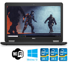 CHEAP Laptop Gaming Dell Core i5 16GB Ram 500GB Windows 10 WiFi