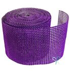 DIAMOND MESH WRAP CRYSTAL RHINESTONE SPARKLE BLING RIBBON/WEDDING DECOR