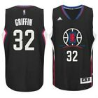Blake Griffin Youth Los Angeles Clippers Black Replica Basketball Jersey on eBay