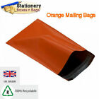 STRONG ORANGE Mailing Bags 4.5