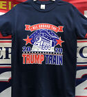 Donald Trump 2020 Adult T-shirt, Trump Train