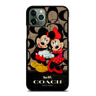 MICKEY MINNIE MOUSE iPhone 6/6S 7 8 Plus X/XS Max XR 11 Pro Case