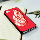Detroit Red Wings Hockey Logo Samsung S7 S8 S9 iPhone 11 6 7 SE X Case $13.49 USD on eBay