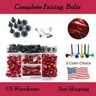 Complete Fairing Bolts Mounting Fixing Alloy For Triumph Daytona 675 2006-2014 $26.09 USD on eBay