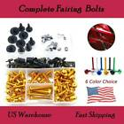 Motorcycle Complete Fairing Bolts Nuts Screws For Triumph Tiger 1050 2007-2012 $26.09 USD on eBay
