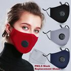Kyпить Reusable Anti-Fog Dustproof Face Mouth Protection For Outdoor Travel PM2.5 Filte на еВаy.соm