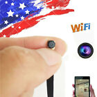 HD Mini Camera Wireless WIFI IP Pinhole Home Security Micro DVR NVR Camcorder