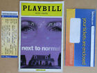 Choose Pick Playbill Program Wide Variety of Shows Ticket Stub Signed Autograph