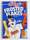 Baltimore Orioles Cereal FRIDGE MAGNET frosted flakes box on Ebay