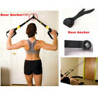 Resistance Trainer Set Exercise Fitness Tube Gym Workout Bands Strength Elastic  image