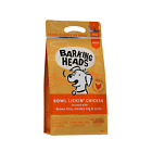 Barking Heads Adult Dry Dog Food Bowl Lickin Chicken 1.5KG 2KG 12KG Kibble. TLC.