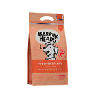 Barking Heads Adult Dry Dog Food Pooched Salmon 2KG 12KG Kibble Formally Fusspot