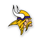 Minnesota Vikings Decal / Sticker Die cut Logo Vinyl Nfl Football $5.25 USD on eBay