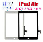 For iPad Air 1st Touch Screen Digitizer Replacement A1474 A1475 A1476 JQ