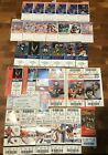 Denver Broncos Football Ticket Stub |  You Pick 1982-2009 $18.0 USD on eBay