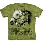 Kyпить The Mountain Perfect Balance Horse T-Shirt (Large) New на еВаy.соm
