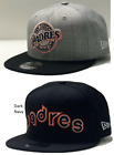 San Diego Padres SnapBack Hat Original With Tags 9FIFTY on Ebay