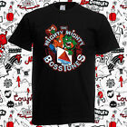New Mighty Mighty Bosstones Concert Tour Logo Men's Black T-Shirt Size S-3XL image