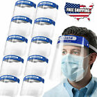 Kyпить Safety Full Face Shield Reusable Washable Protection Cover Face Mask Anti-Splash на еВаy.соm