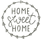 MRS HINCH INSPIRED HOME SWEET HOME - VINYL DESIGN ONLY