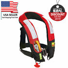 Premium -33 In-Sight Deluxe Tournament Manual Inflatable Life Jacket Vest PFD