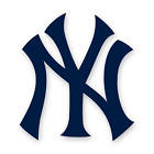Sticker NY Baseball New York Yankees Decal Vinyl Die cut Emblem Car Truck Wall on Ebay