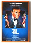"Never Say Never Again FRIDGE MAGNET movie poster ""style A"" $7.95 USD on eBay"