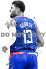 Paul George Glossy Print - Los Angeles Clippers on eBay