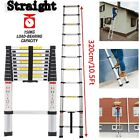 Telescopic Ladder Extension Folding Multi-Position Fixed Combination Step Ladder