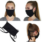 Cotton Face Mask Adjustable Mouth Mask Double Layered Washable Reusable Adult UK <br/> High Quality Double/Triple Layered Cotton Fast Delivery