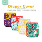 Kyпить ELINFANT Baby Cloth Diaper Covers Printing Adjustable Washable Waterproof 3-15KG на еВаy.соm