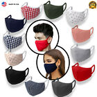 [Made in USA] Fabric cotton Face mask, Washable and Reusable face masks