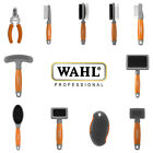 Wahl Professional Grooming Tools Slicker Nail Clippers Brush Pin Pad Rake Comb