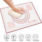 19.7*15.7in Large Silicone Non-stick Baking Mat Rolling Dough Pad Pastry Fondant