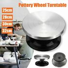 25-32CM Metal Pottery Wheel Turntable Banding Turnplate Clay Sculpture Tool image