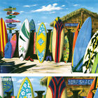 """36W""""x24H"""" SURF SHACK by SCOTT WESTMORELAND -BOARDS TOMO SLATER CHOICES of CANVAS"""