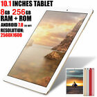 "10.1""Portable Tablet Android 7.0 8GB 256GB 8-Core WIFI Camera Tablet PC Computer"
