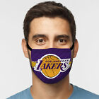 Los Angeles Lakers Face Mask - Comfortable, Washable, Reusable Cloth Mask on eBay