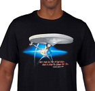 Star Trek - TOS - Captain Kirk USS Enterprise - 100% Cotton T-Shirt - Kirk/Spock on eBay