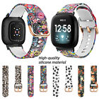 For Fitbit Versa 1 2 Lite Replacement Sport Silicone Watch Band Strap Wristband image