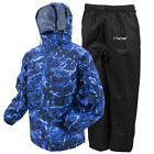 Frogg Toggs All Sport Camo Rain Suit-Elements