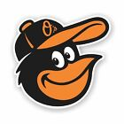 Baltimore Orioles Mascot Decal / Sticker Die cut Logo Baseball Vinyl for Car on Ebay