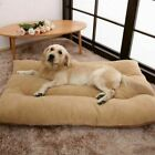Orthopedic Dog Bed Pet Lounger Deluxe Cushion for Crate Foam Soft -Large X-Large