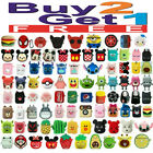 AirPods Case AirPod 1 & 2 Silicone 3D Cartoon Shockproof Protective Cover Apple $6.99  on eBay