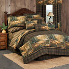 Wildlife Comforter Bedding Set Whitetail Deer Birch Trees by Blue Ridge Trading