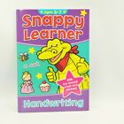 A4 Childrens Learning Books - Kids Reading Writing Numbers Educational Activity