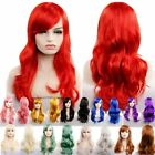 27inch Long Curly Women Cosplay Costume Party Hair Anime Wigs Wavy Wig Full Hair
